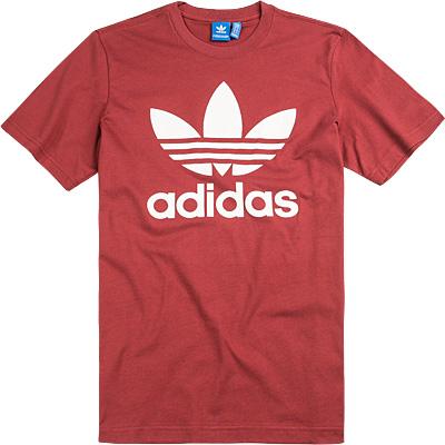 adidas ORIGINALS T-Shirt mystery red