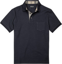Barbour Polo-Shirt Walden navy