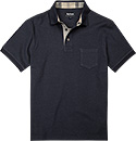 Barbour Polo-Shirt Walden navy MML0845NY91