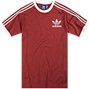 adidas ORIGINALS T-Shirt mystery red BQ5370