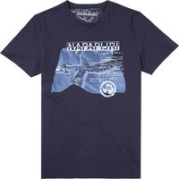 NAPAPIJRI T-Shirt blue marine