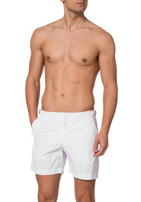Orlebar Brown Badeshorts white