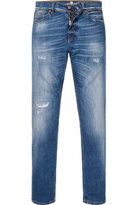 7 for all mankind Jeans Ronnie mid blue SD4R420YB