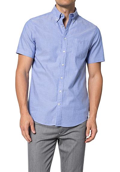 Herrenmode zum Sommerkonzert, Hemd von Gant