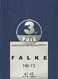 Falke Luxury Socken No.13 3er Pack 14669/6815