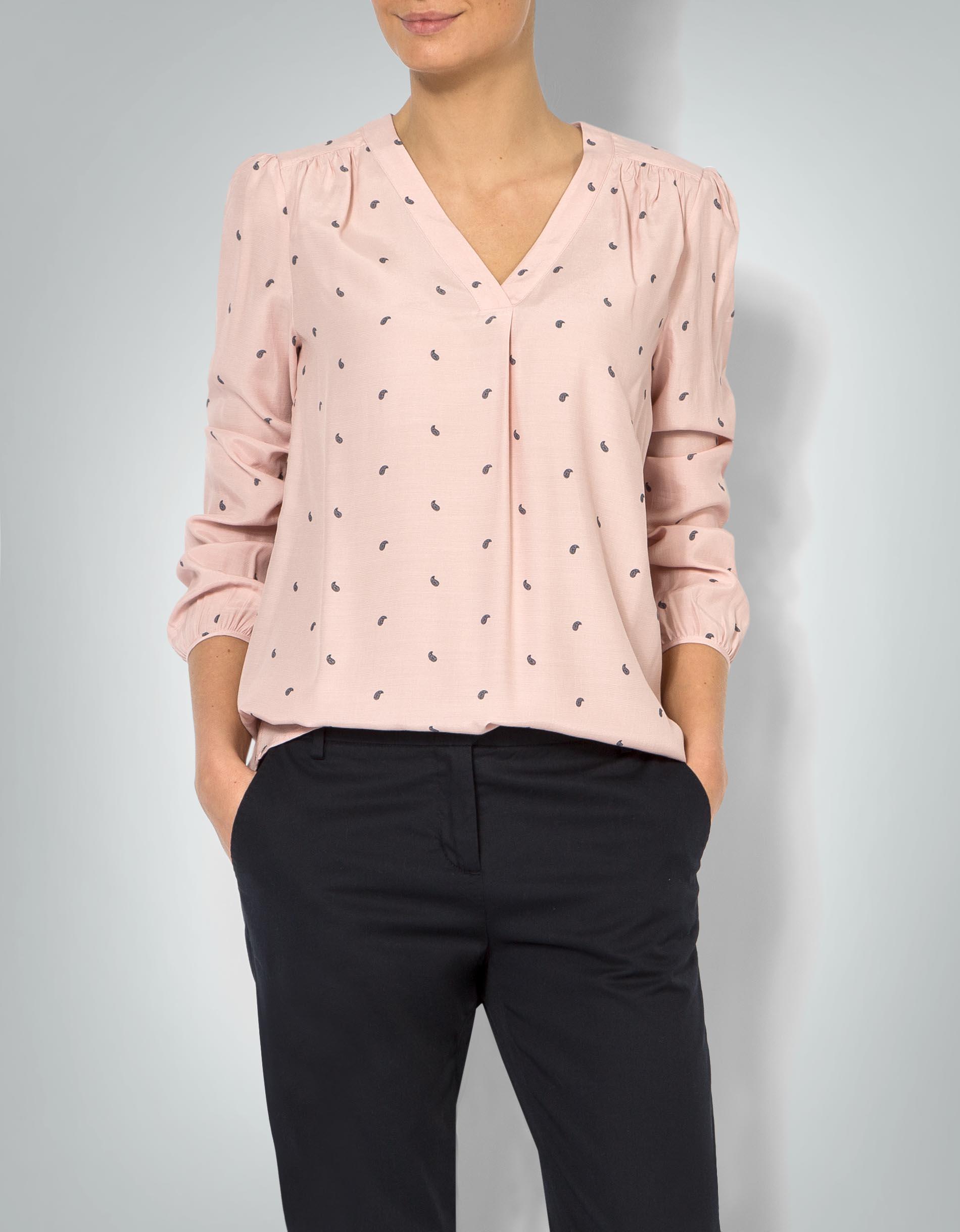 heißester Verkauf Verkaufsförderung billig zu verkaufen Tommy Hilfiger Damen Bluse mit Paisley-Dessin empfohlen von ...