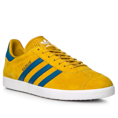 adidas ORIGINALS Gazelle yellow