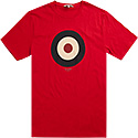Ben Sherman T-Shirt MB13647/letterbox red