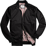 Ben Sherman Jacke black