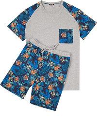 HOM Hibis Pyjama kurz