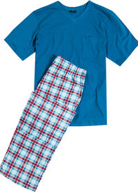 Seidensticker Pyjama kurz