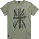 Pepe Jeans T-Shirt Flag PM503550/712