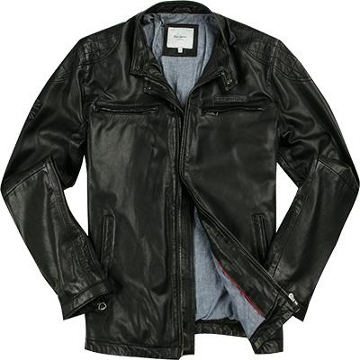Pepe Jeans Lederjacke Lennon black PM401405/999