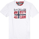 NAPAPIJRI T-Shirt bright white N0YGIV002