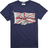 Pepe Jeans T-Shirt Flag Logo