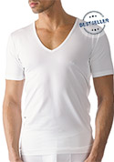 Mey DRY COTTON FUNCTIONAL V-Neck 46098/101