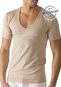 Mey DRY COTTON FUNCTIONAL V-Neck 46098/111