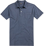 Fire + Ice Polo-Shirt Hudson