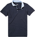 N.Z.A. Polo-Shirt 17BN114/marine blue