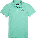 N.Z.A. Polo-Shirt 17CN102/mint