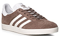 adidas ORIGINALS Gazelle trace brown BY8957