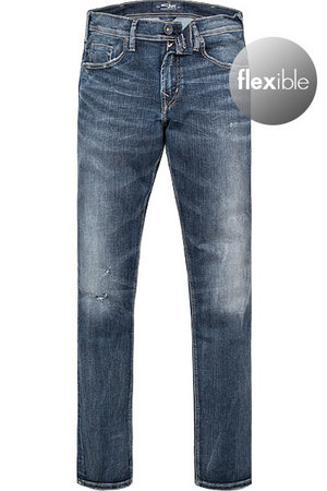 silver jeans herren