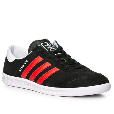adidas ORIGINALS Hamburg core black
