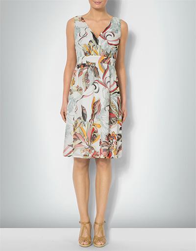 daniel hechter damen kleid mit floralem dessin empfohlen. Black Bedroom Furniture Sets. Home Design Ideas