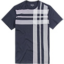 Barbour T-Shirt Bank Tee navy MML0846NY91