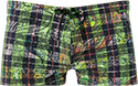 bruno banani Shorts Paisley Check 2201/1706/2140