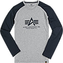 ALPHA INDUSTRIES Longsleeve Basic 176531/07