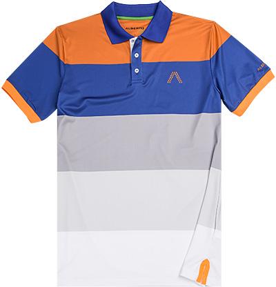 Alberto Golf Polo-Shirt Lucas 06396301/865 Preisvergleich
