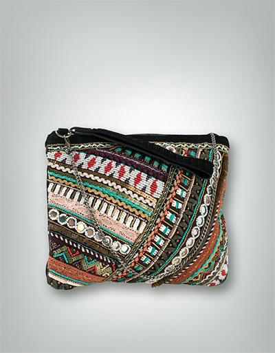 pepe jeans tasche raina mit perlen und borten empfohlen. Black Bedroom Furniture Sets. Home Design Ideas