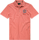 N.Z.A. Polo-Shirt 17CN100C/ruby