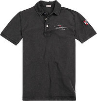 NAPAPIJRI Polo-Shirt black