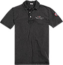 NAPAPIJRI Polo-Shirt black N0YG9J041