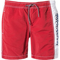 NAPAPIJRI Badeshorts old red