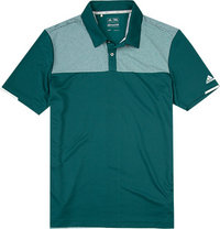 adidas Golf Polo-Shirt rich green