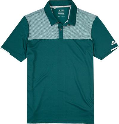 adidas Golf Polo-Shirt rich green BC2939 Sale Angebote Tettau