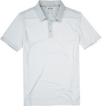 adidas Golf Polo-Shirt clear grey