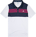 adidas Golf Polo-Shirt white BC2580