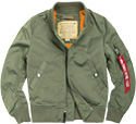 ALPHA INDUSTRIES Kinderjacke 166701/01