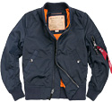 ALPHA INDUSTRIES Kinderjacke 166701/07
