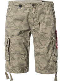 ALPHA INDUSTRIES Jet Shorts HC