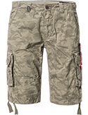 ALPHA INDUSTRIES Jet Shorts HC 176201/82