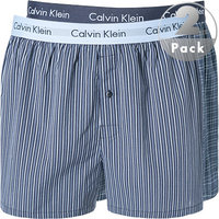 Calvin Klein SLIM FIT Boxer 2er Pack