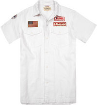 DENIM&SUPPLY Hemd white