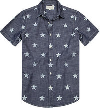 DENIM&SUPPLY Hemd star