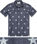 DENIM&SUPPLY Hemd star 788650321001