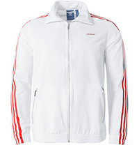 adidas ORIGINALS Track Top white